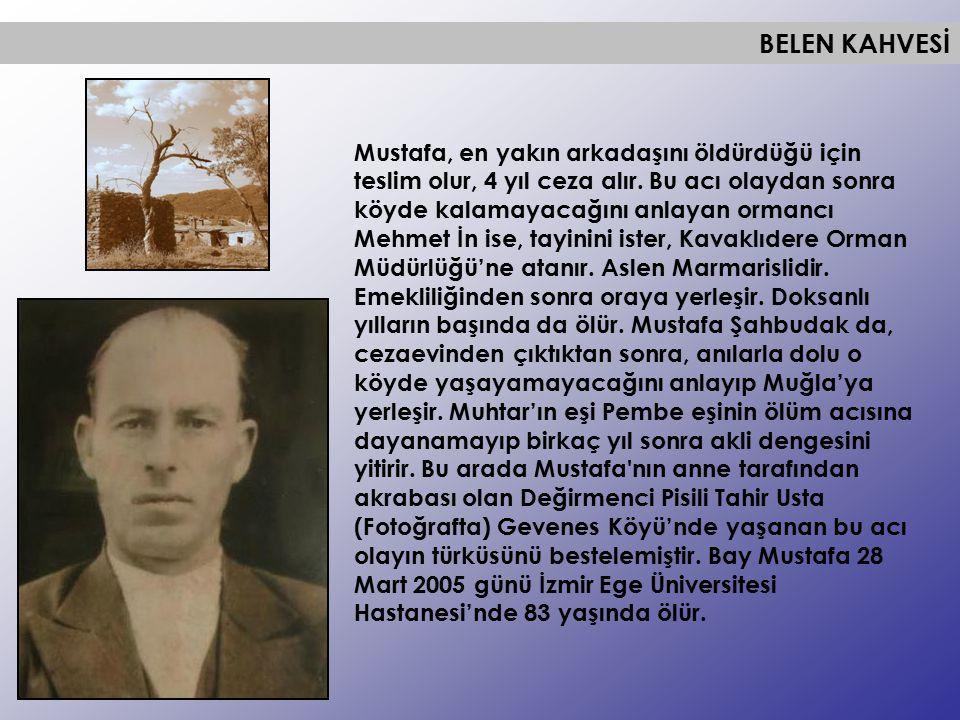 BELEN KAHVESİ