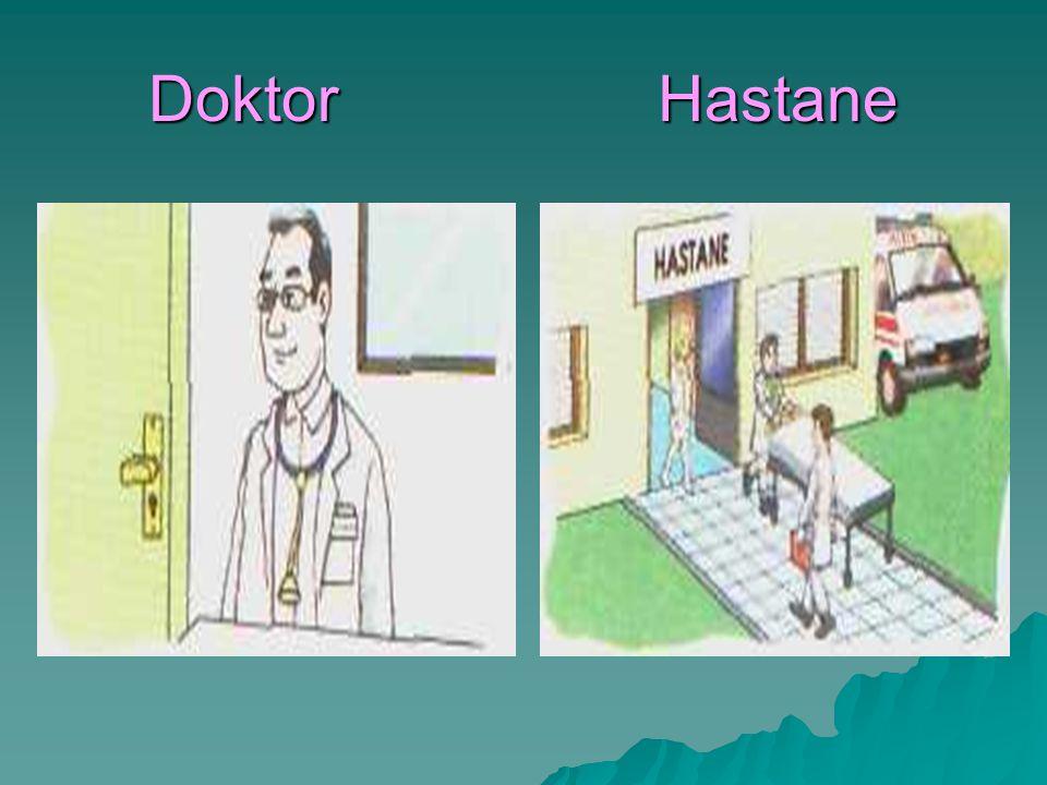 Doktor Hastane