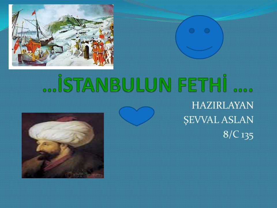 HAZIRLAYAN ŞEVVAL ASLAN 8/C 135