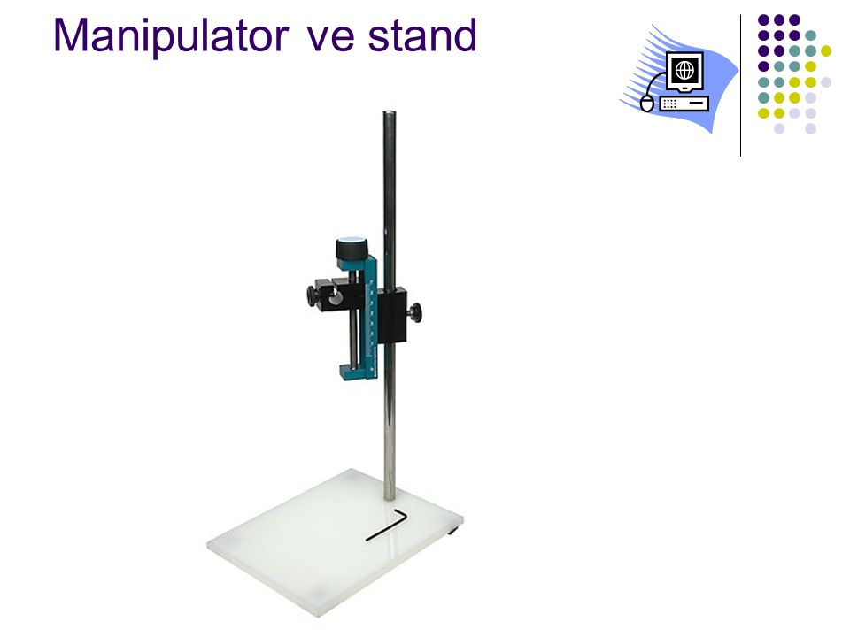 Manipulator ve stand
