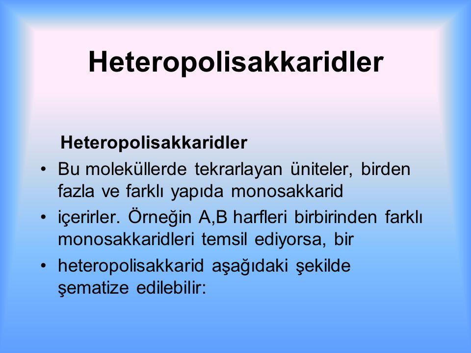Heteropolisakkaridler