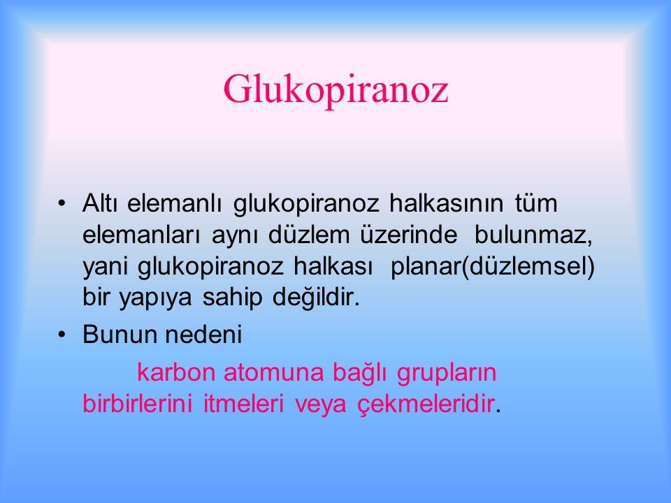 Glukopiranoz