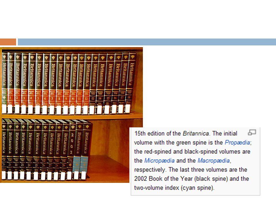 Encyclopedia Britannica: En eski İngilizce Ansiklopedi