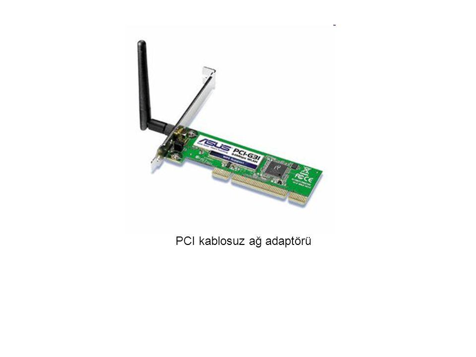 PCI kablosuz ağ adaptörü