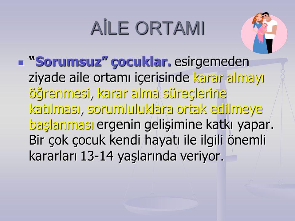 AİLE ORTAMI