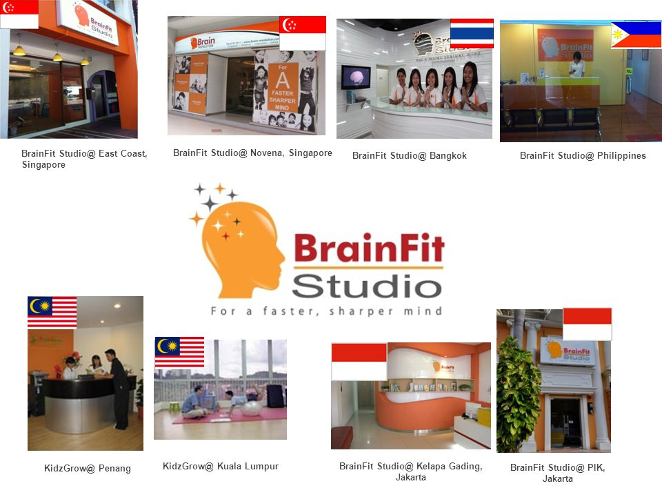 BrainFit Studio@ East Coast, Singapore