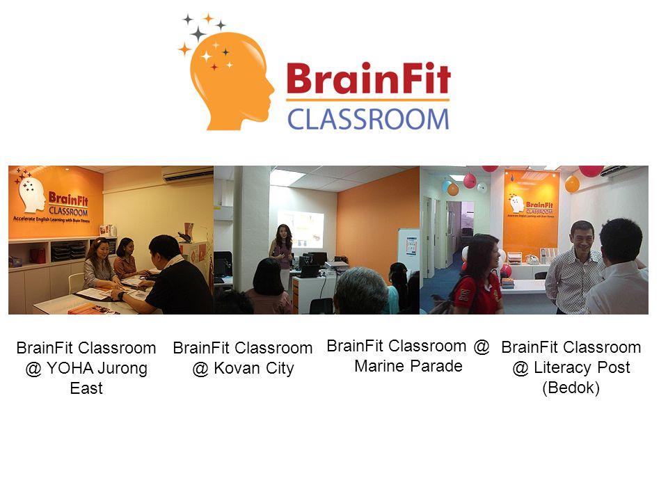 BrainFit Classroom @ YOHA Jurong East BrainFit Classroom @ Kovan City
