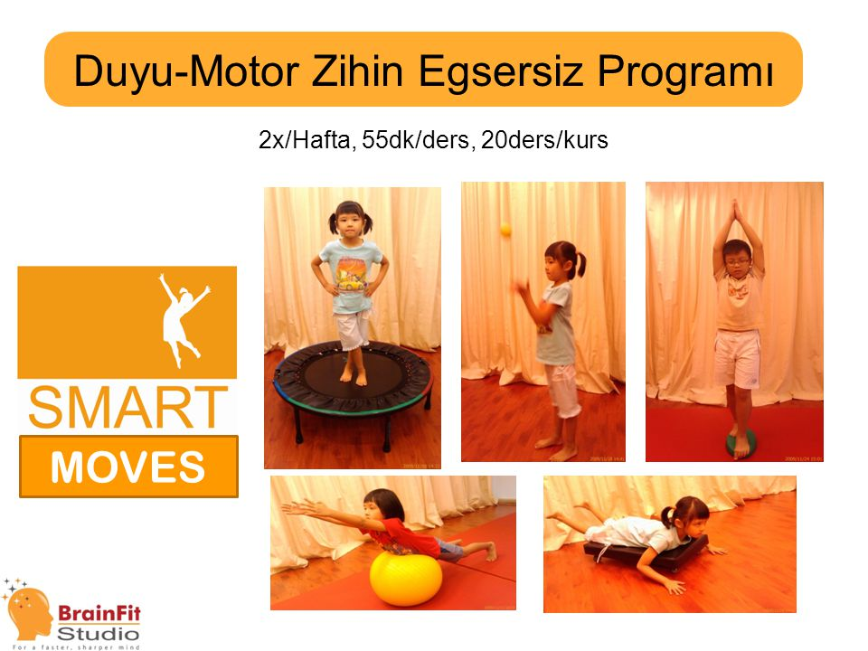 Duyu-Motor Zihin Egsersiz Programı
