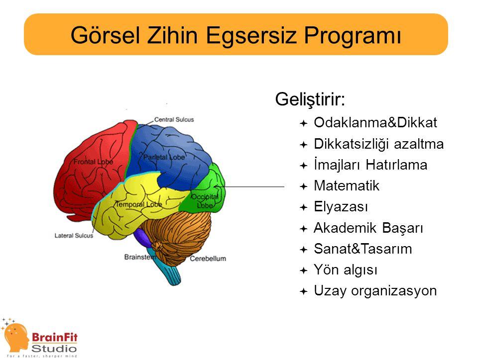 Görsel Zihin Egsersiz Programı