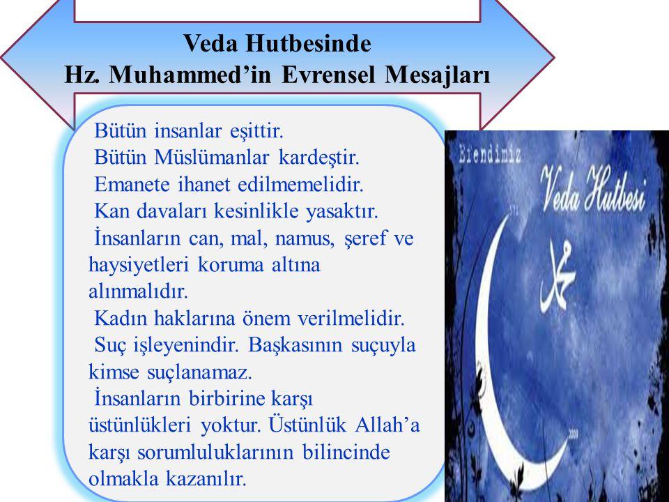 Hz. Muhammed'in Evrensel Mesajları