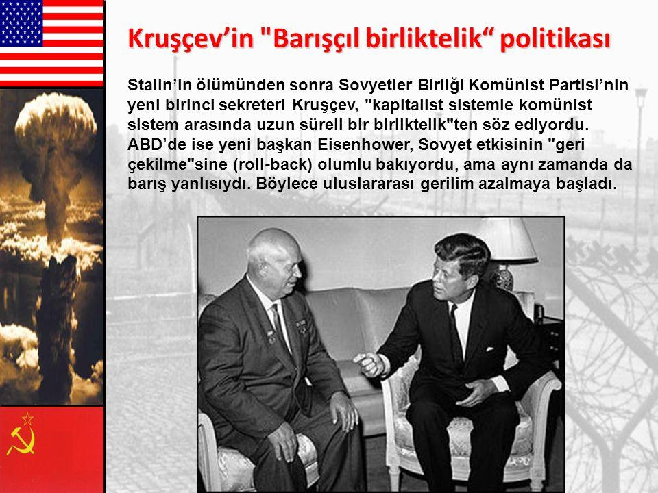 Kruşçev'in Barışçıl birliktelik politikası