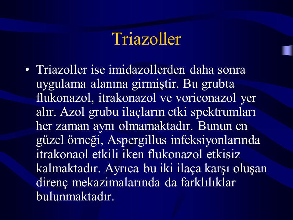 Triazoller