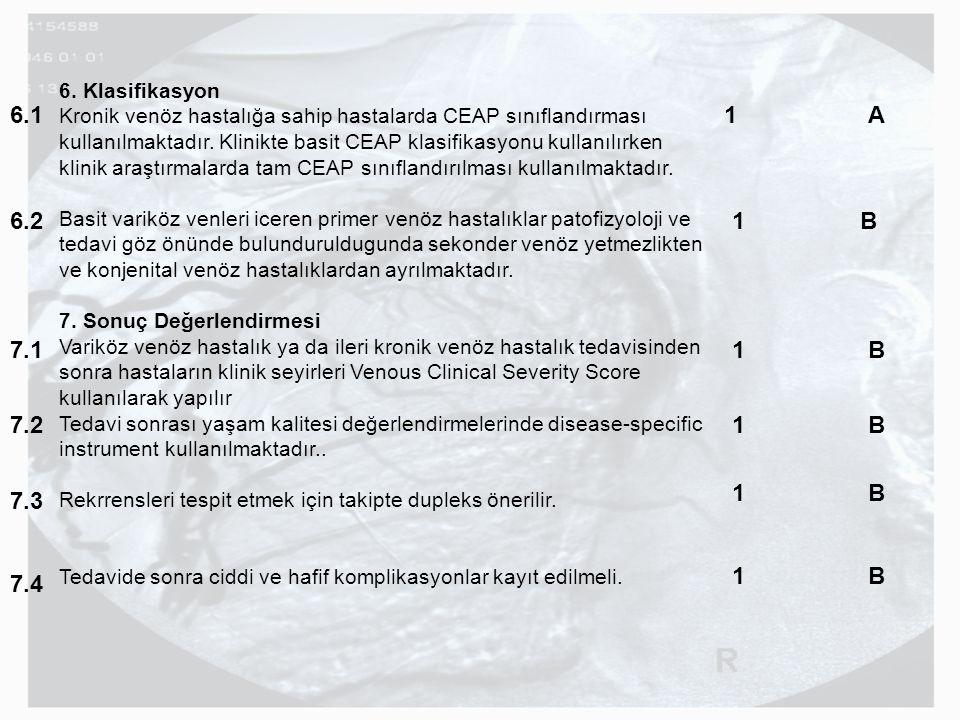 6. Klasifikasyon