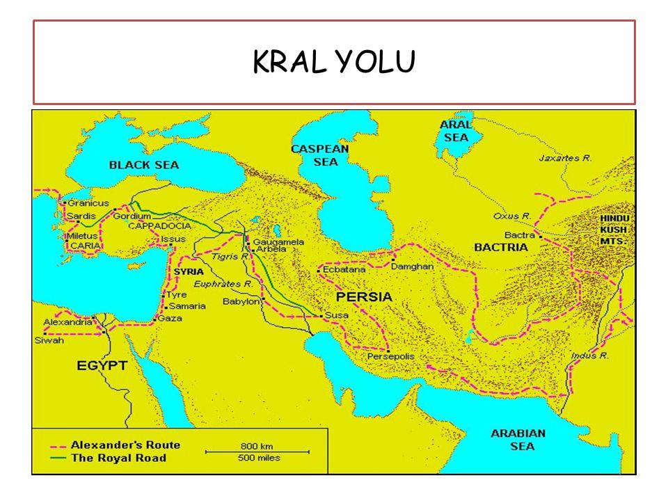 KRAL YOLU
