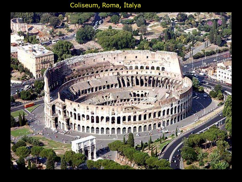 Coliseum, Roma, İtalya