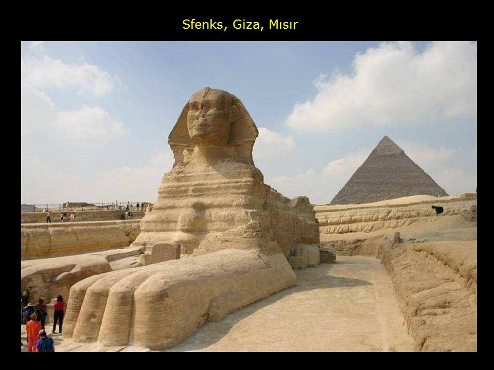 Sfenks, Giza, Mısır