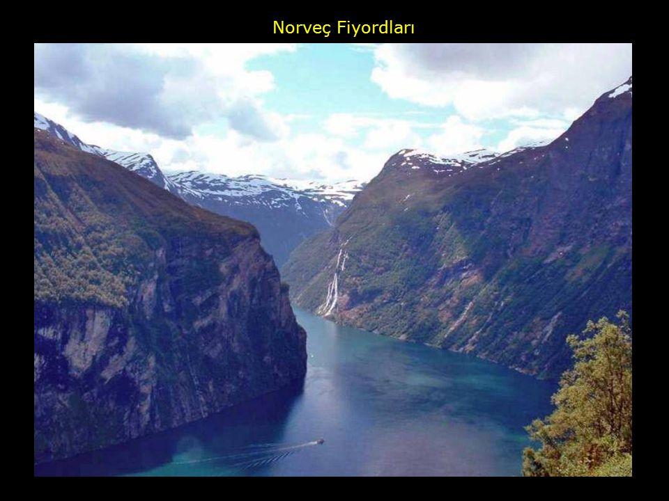 Norveç Fiyordları