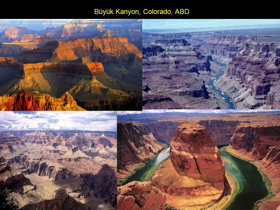 Büyük Kanyon, Colorado, ABD