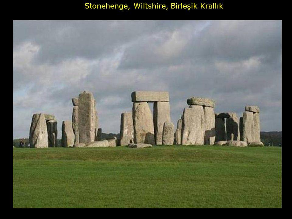 Stonehenge, Wiltshire, Birleşik Krallık