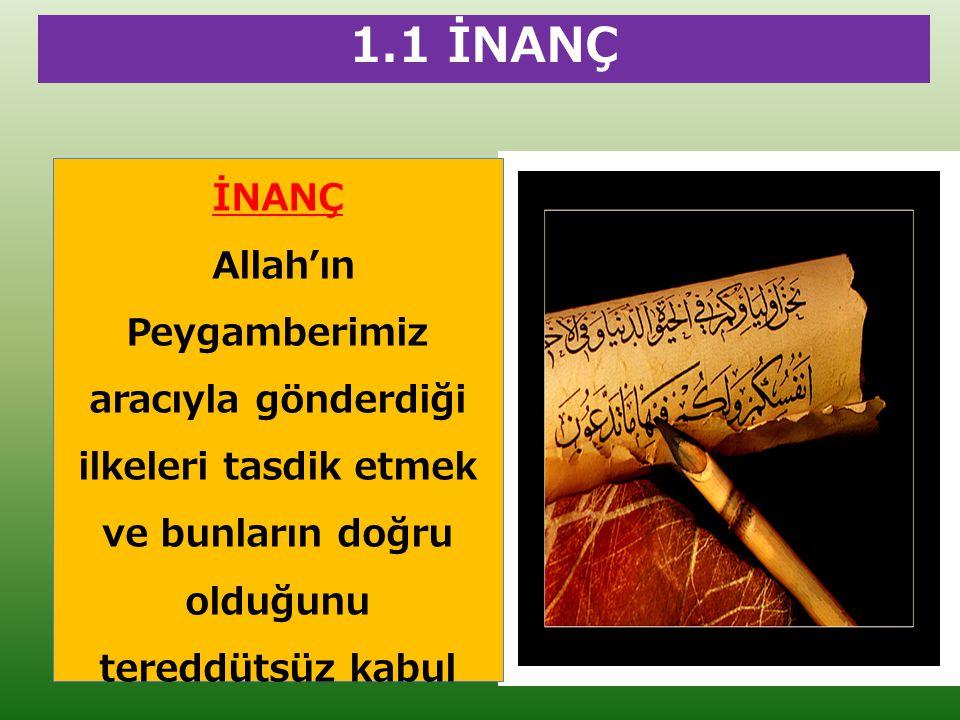 Allah'ın Peygamberimiz