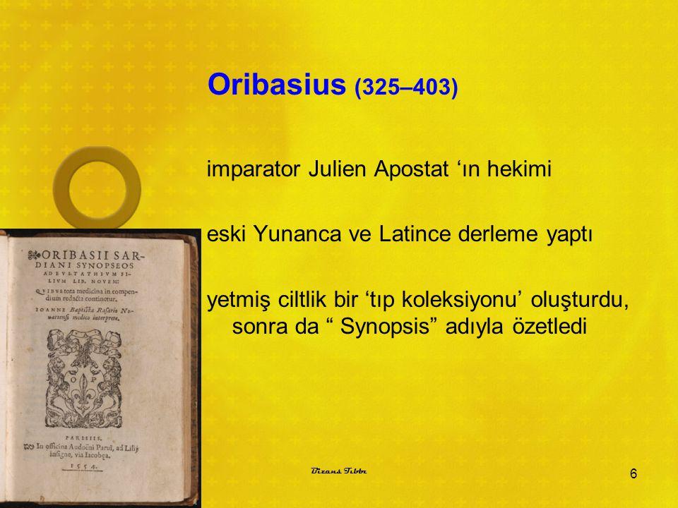 Oribasius (325–403)