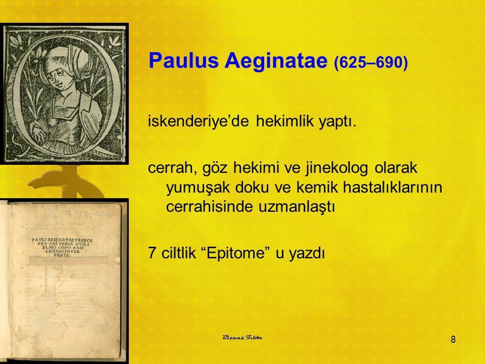 Paulus Aeginatae (625–690)