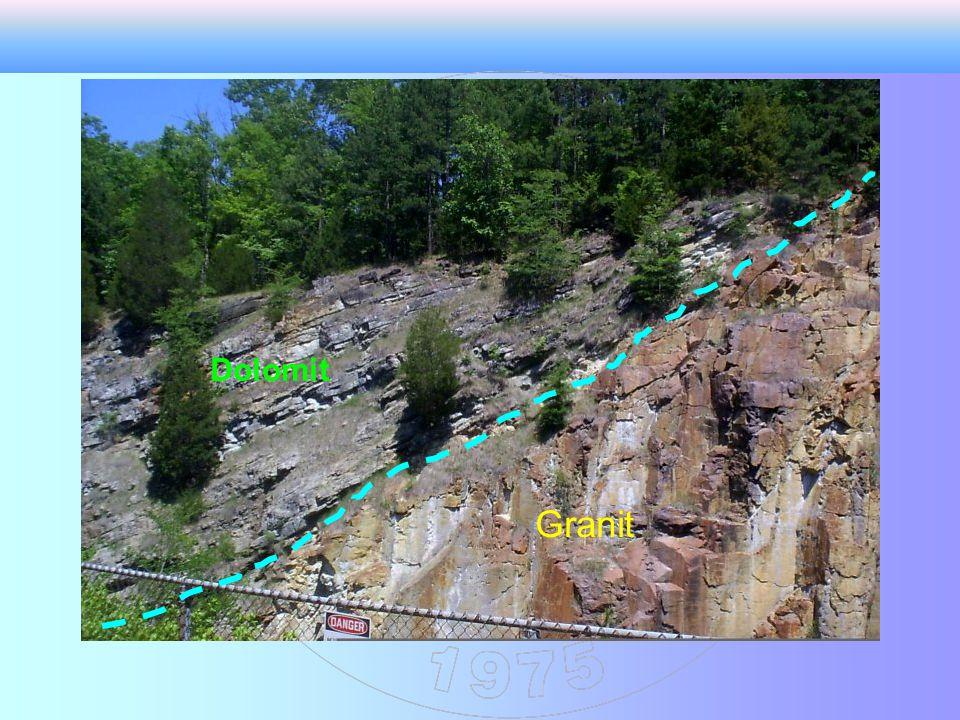 Dolomit Granit