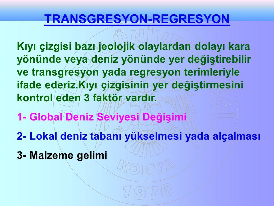 TRANSGRESYON-REGRESYON