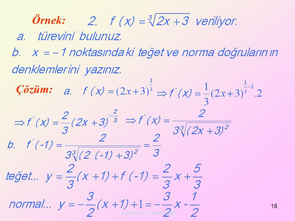 Yard. Doç. Dr. Mustafa Akkol