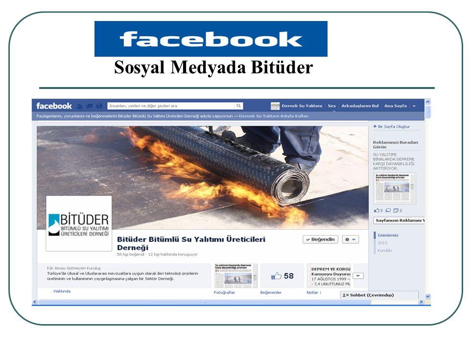 Sosyal Medyada Bitüder