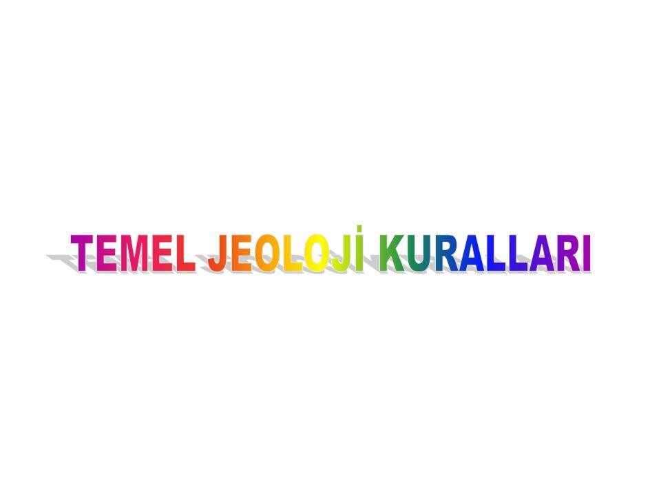 TEMEL JEOLOJİ KURALLARI