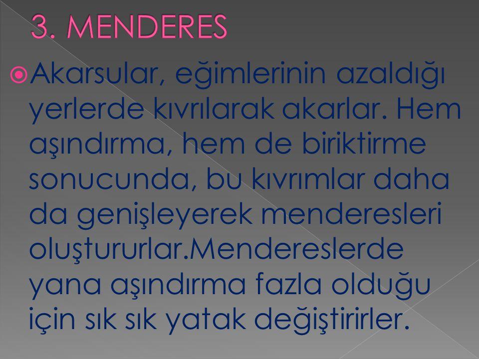 3. MENDERES