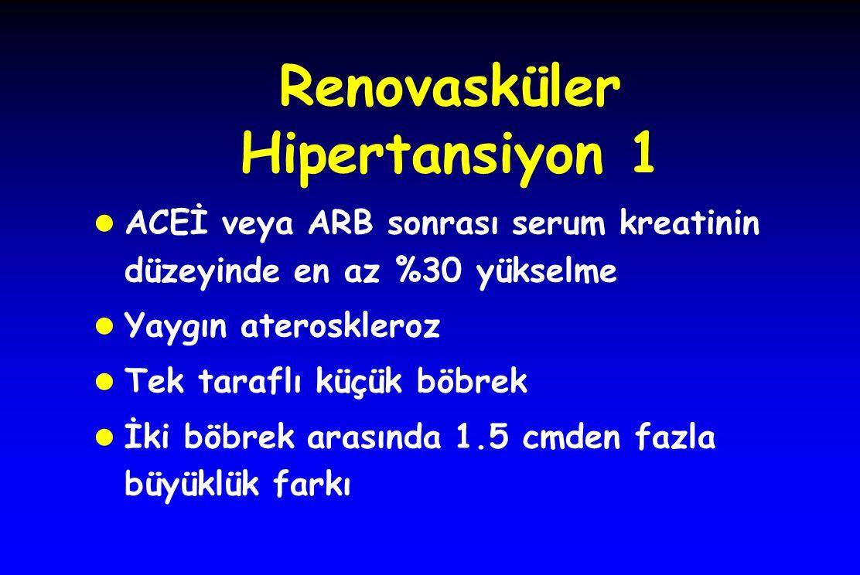 Renovasküler Hipertansiyon 1