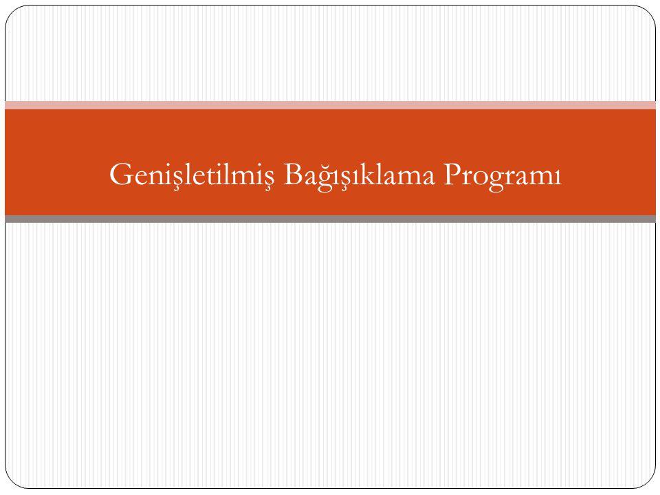 Genişletilmiş Bağışıklama Programı