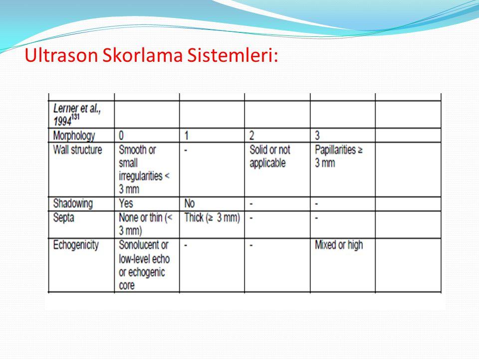 Ultrason Skorlama Sistemleri: