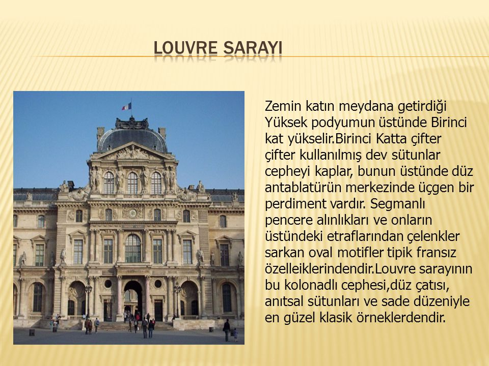 LOUVRE SARAYI