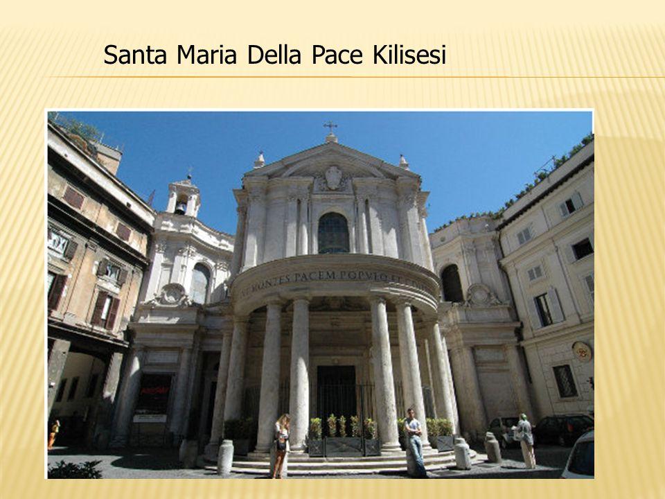 Santa Maria Della Pace Kilisesi