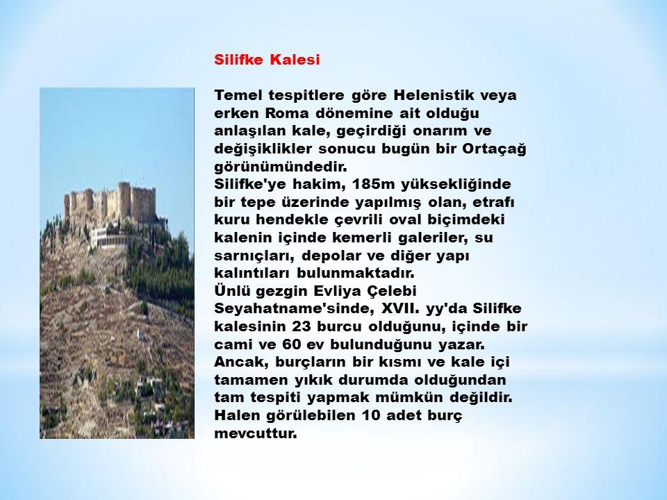 Silifke Kalesi