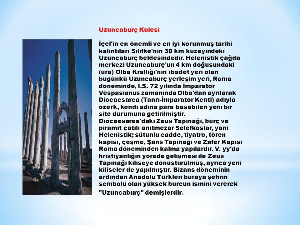 Uzuncaburç Kulesi