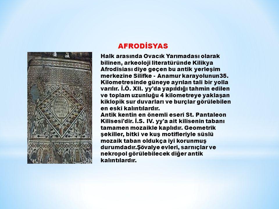 AFRODİSYAS