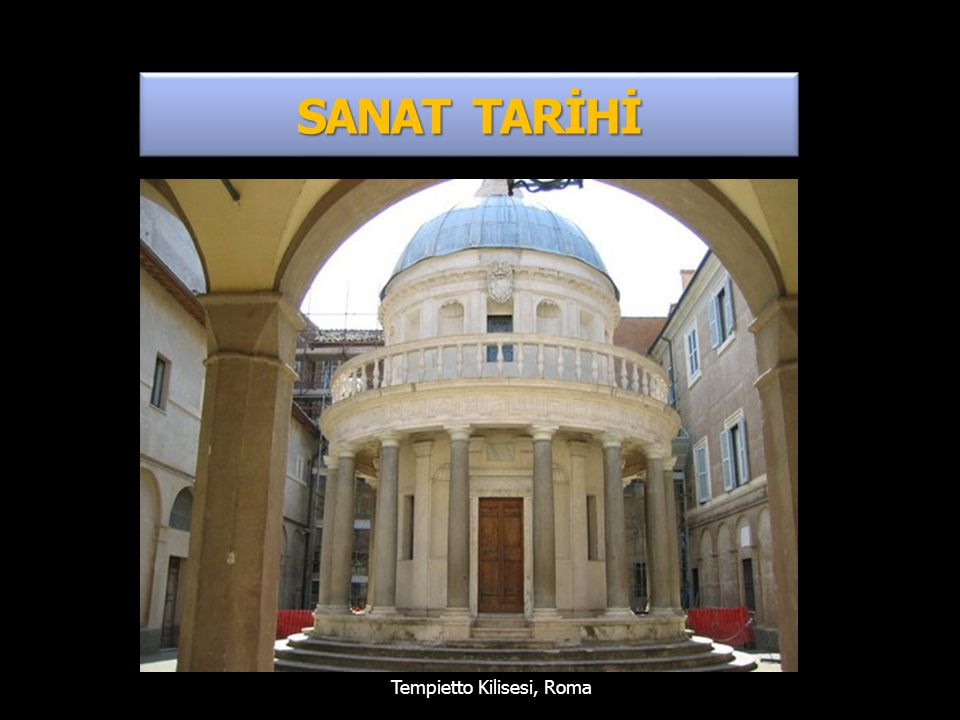 Tempietto Kilisesi, Roma
