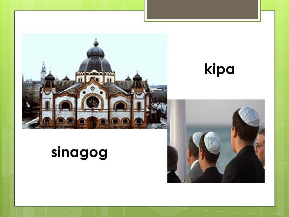 kipa sinagog