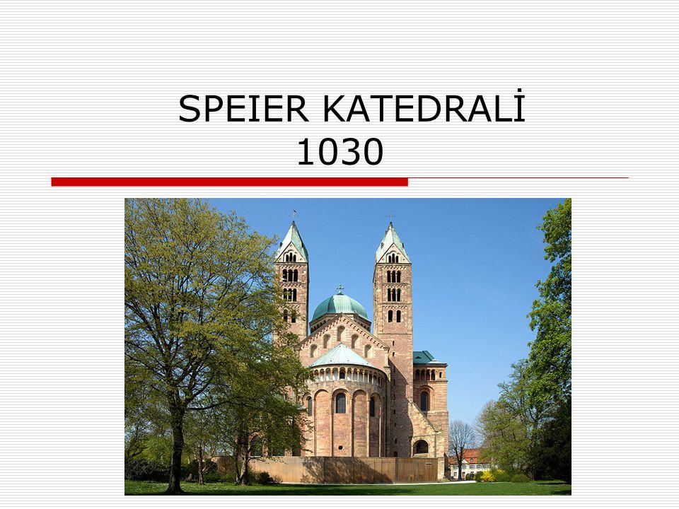 SPEIER KATEDRALİ 1030