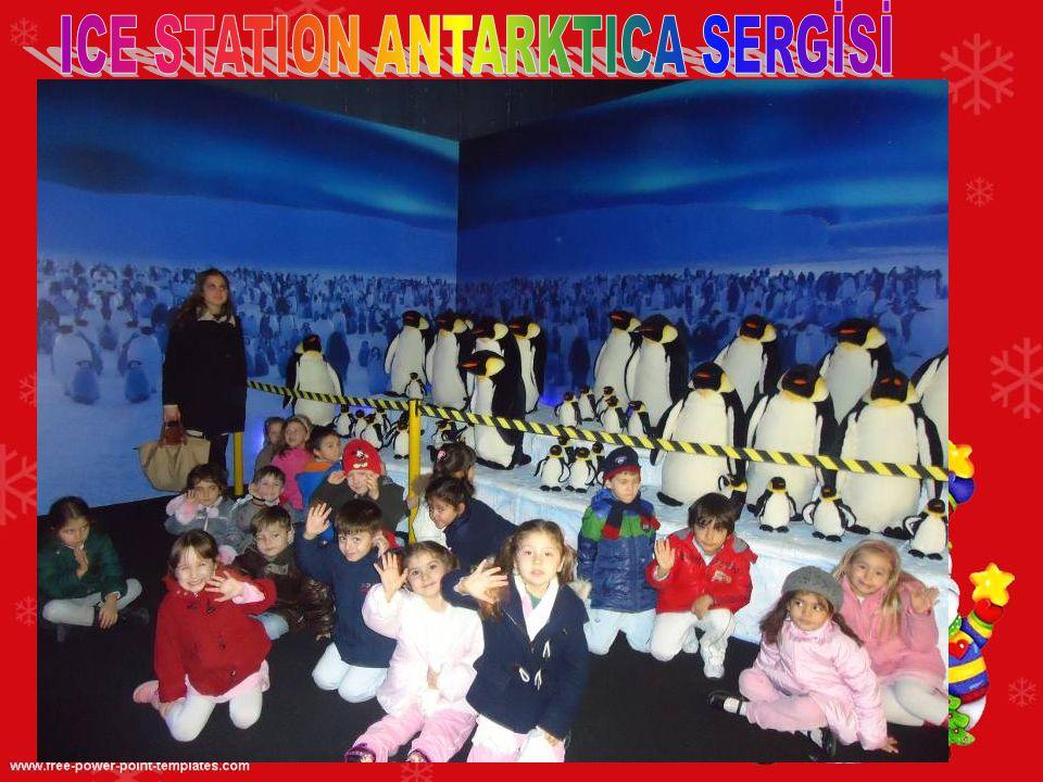 ICE STATION ANTARKTICA SERGİSİ
