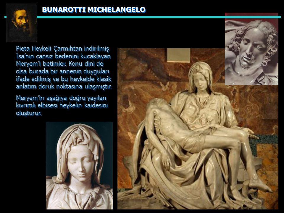 BUNAROTTI MICHELANGELO