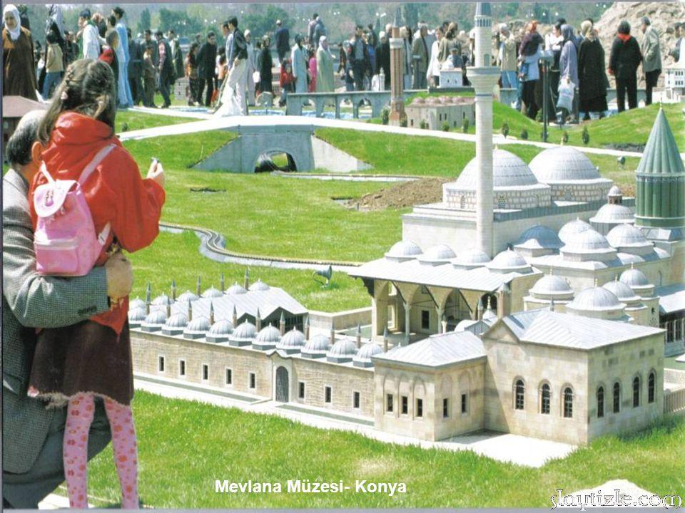 Mevlana Müzesi- Konya