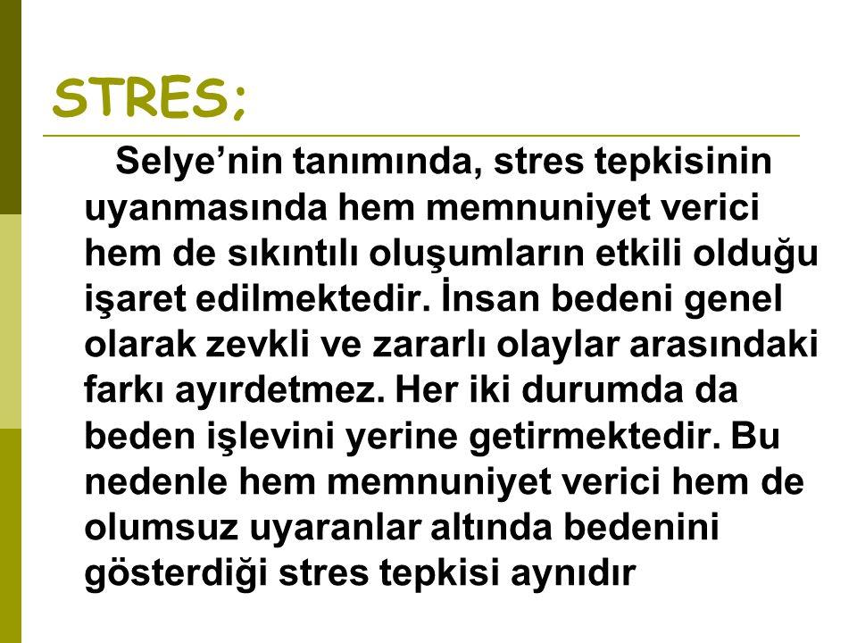 STRES;