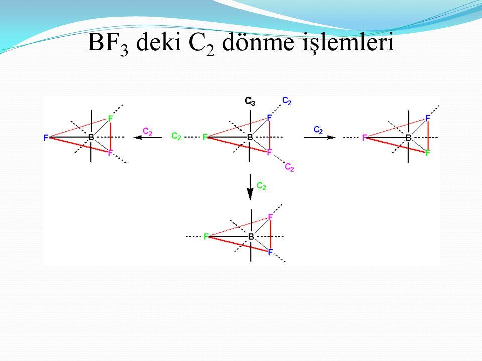 BF3 deki C2 dönme işlemleri