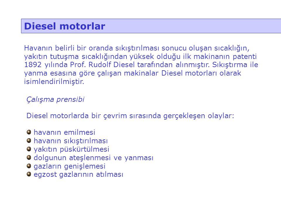 Diesel motorlar