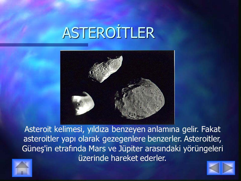 ASTEROİTLER